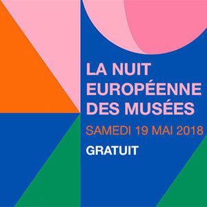 «Des élèves de seconde au Louvre pour la Nuit des Musées 2018»